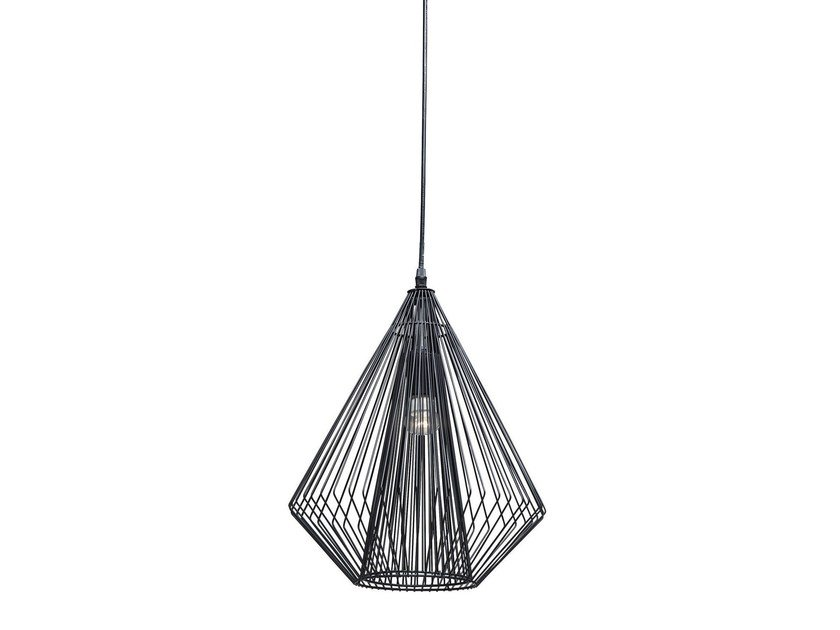 Superbe Iron Pendant Lamp MODO WIRE | Pendant Lamp By KARE DESIGN
