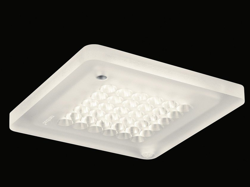 Ceiling luminaire for direct mounting MODUL Q 36 IQ by Nimbus