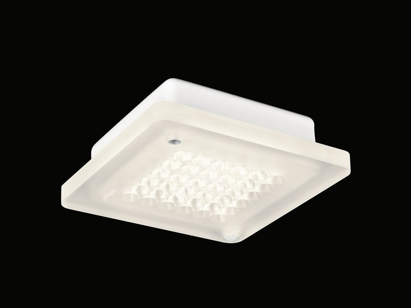 Lampada da soffitto a LED MODUL Q 36 IQ SURFACE by Nimbus