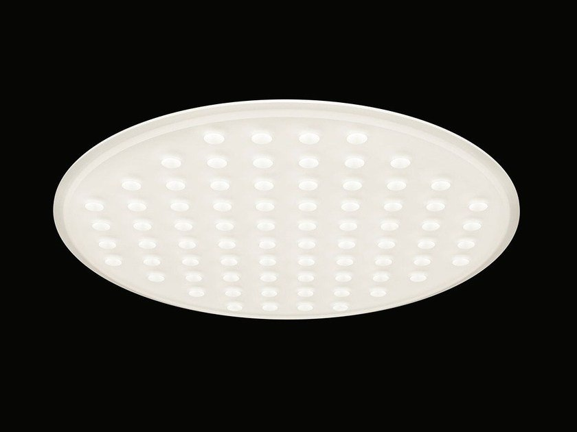 Ceiling luminaire for direct mounting MODUL R 280 PROJECT by Nimbus