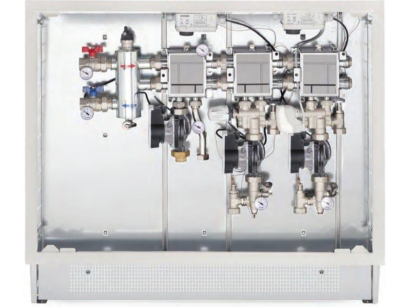 Moduli di distribuzione per impianti Alta-Bassa temperatura MODULAR FIRSTBOX Alta-Bassa temperatura by EMMETI