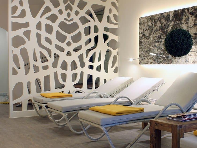 MDF room divider MODULAR by Freund GmbH