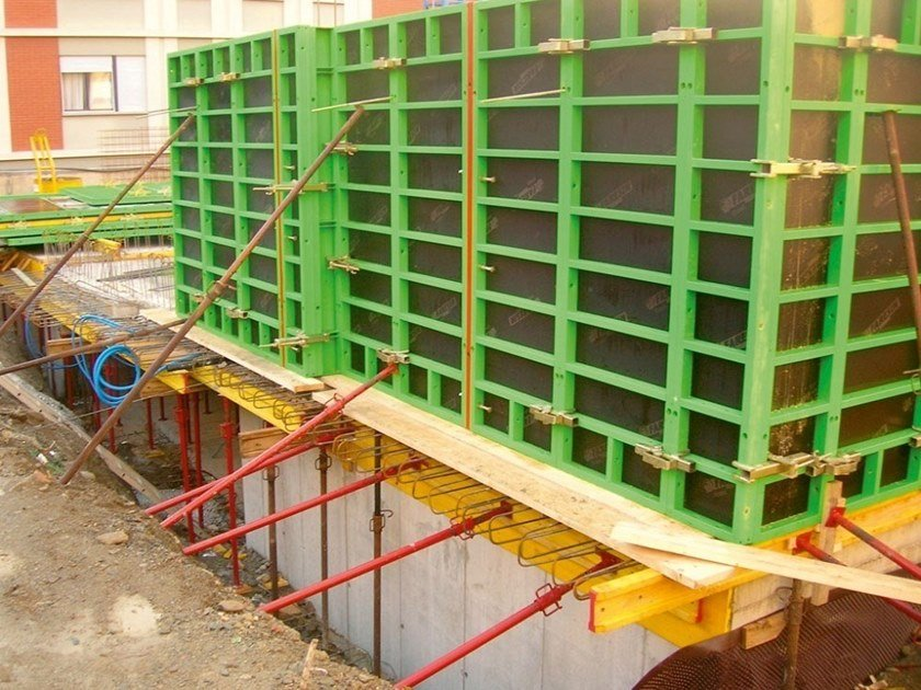 Sistema di casseratura per pareti MODULO 2700 S100 H2700 by Faresin Formwork