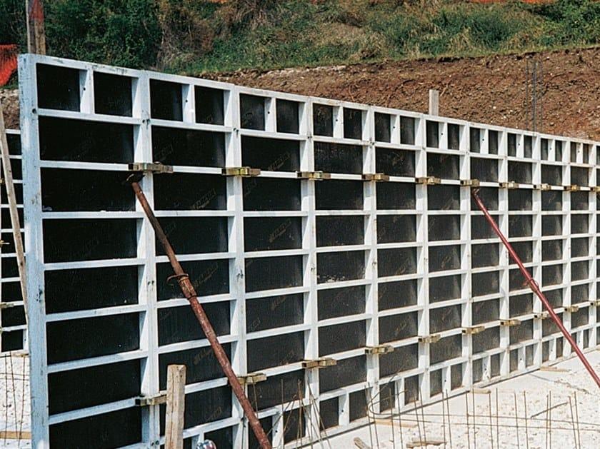 Sistema di casseratura per pareti MODULO 2700AL S100 H2700 by Faresin Formwork