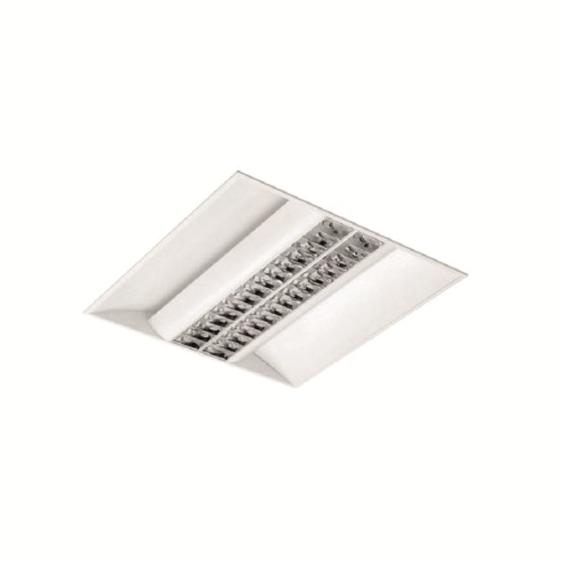 Recessed fluorescent Lamp for false ceiling INLUX ITALIA - MODULO 2X40 by NEXO LUCE