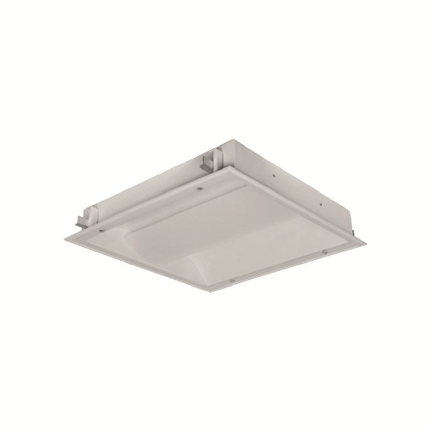 Recessed fluorescent Lamp for false ceiling MODULO 2X55 IP65 by INLUX ITALIA by NEXO LUCE