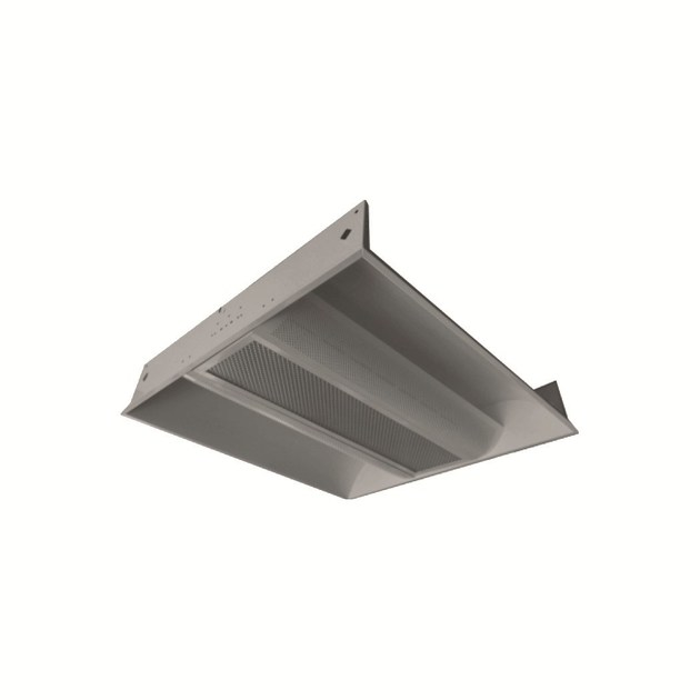 Recessed fluorescent Lamp for false ceiling MODULO 2X55 by INLUX ITALIA by NEXO LUCE