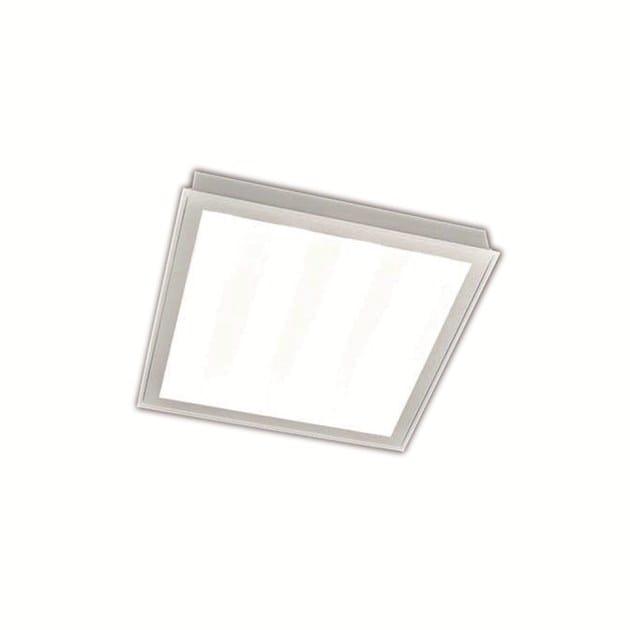 Recessed LED Lamp for false ceiling INLUX ITALIA - MODULO 30 LED by NEXO LUCE