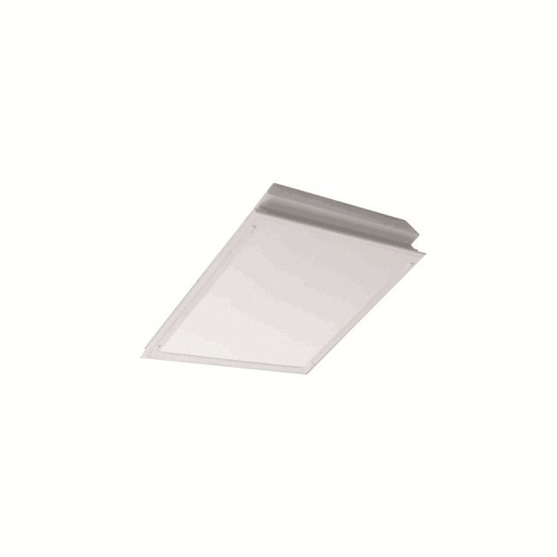 Recessed LED Lamp for false ceiling MODULO 4X10 LED IP40 by INLUX ITALIA by NEXO LUCE