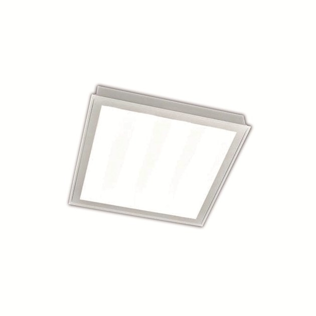 Fluorescent recessed Lamp for false ceiling INLUX ITALIA - MODULO 4X14 IP40 by NEXO LUCE