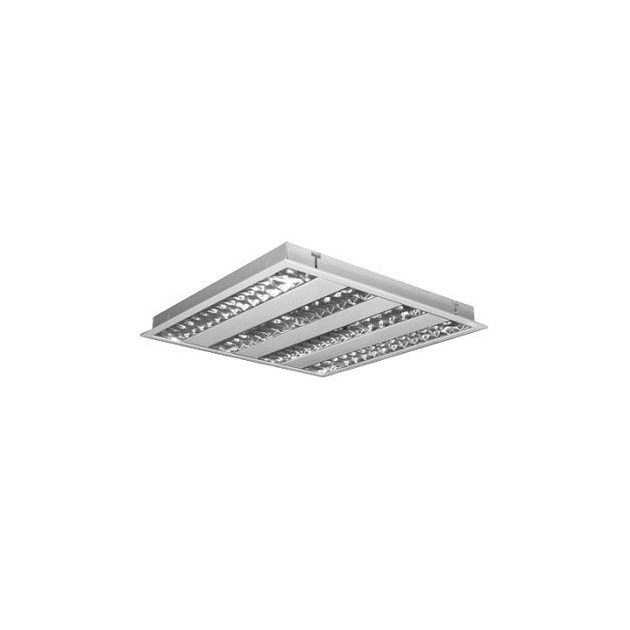 Recessed fluorescent Lamp for false ceiling INLUX ITALIA - MODULO 4X14 by NEXO LUCE