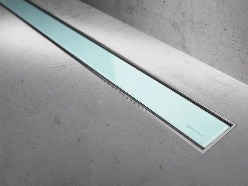 MODULO TAF | Scarico per doccia in vetro