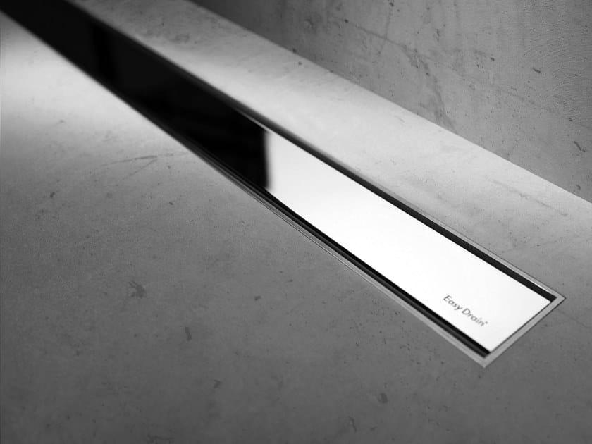 MODULO TAF | Scarico per doccia in acciaio inox