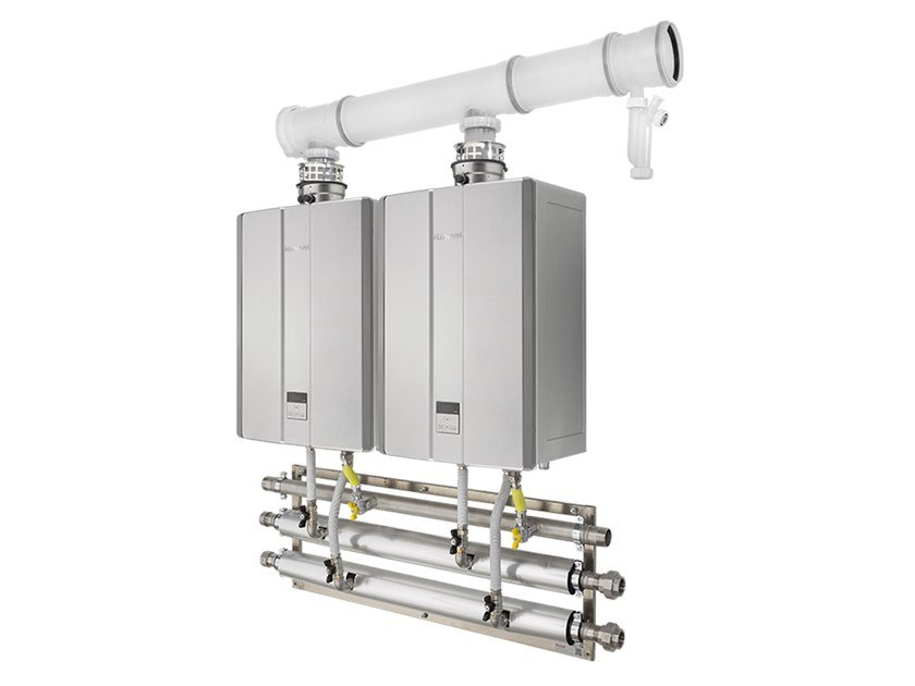 Scaldabagno a gas professionale MODUS INFINITY ESSENTIAL by Rinnai Italia