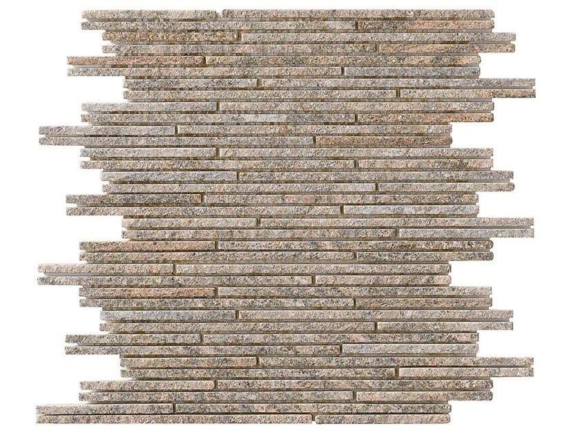 Quartzite mosaic MOENA by BOXER