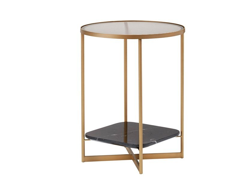 Round side table MOHANA TABLE SMALL by SP01