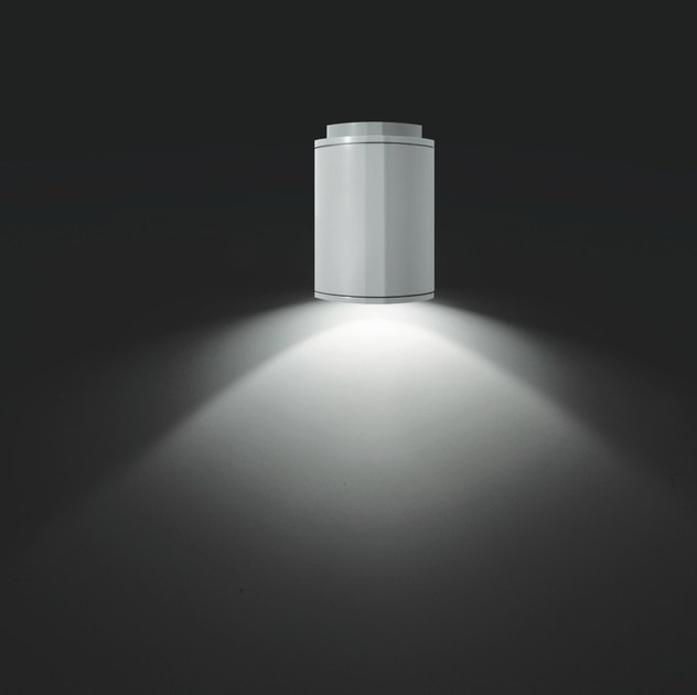 Extruded aluminium ceiling lamp MOK F.2753 by Francesconi & C.
