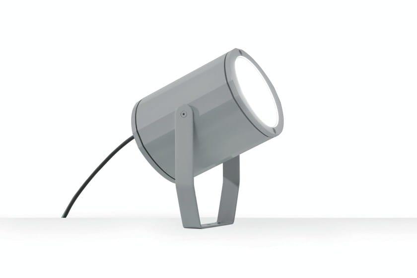 LED adjustable aluminium Outdoor floodlight MOK F.3770 by Francesconi & C.