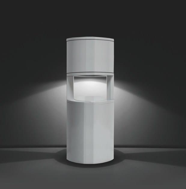 Bollard light MOK F.8066 by Francesconi & C.