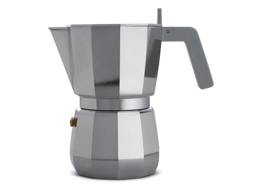 Cafetera de aluminio MOKA by Alessi