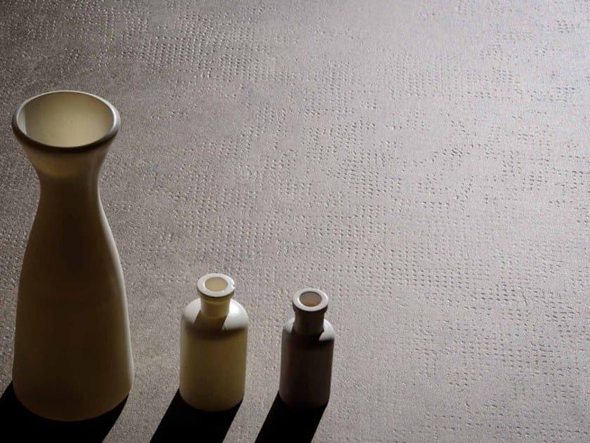 Pavimento/rivestimento in gres porcellanato effetto cemento MOLITOR by Gigacer