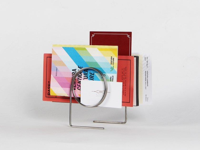 Paper display and note holder MOLLA by Ege Miray Kaman