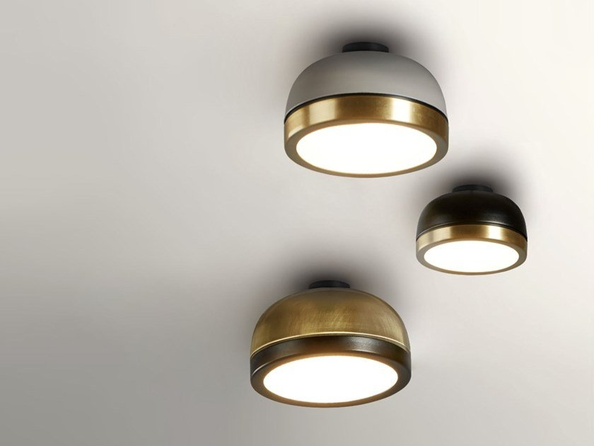 LED metal ceiling light MOLLY | Ceiling light by Tooy