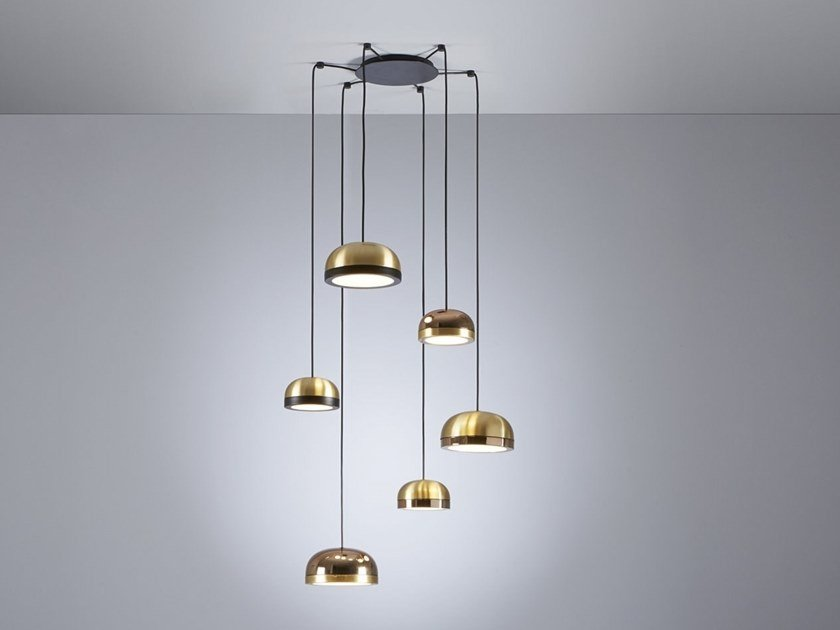 LED direct light pendant lamp MOLLY | Direct light pendant lamp by Tooy