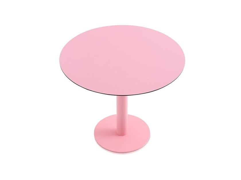 Round garden table MONA | Table by Diabla