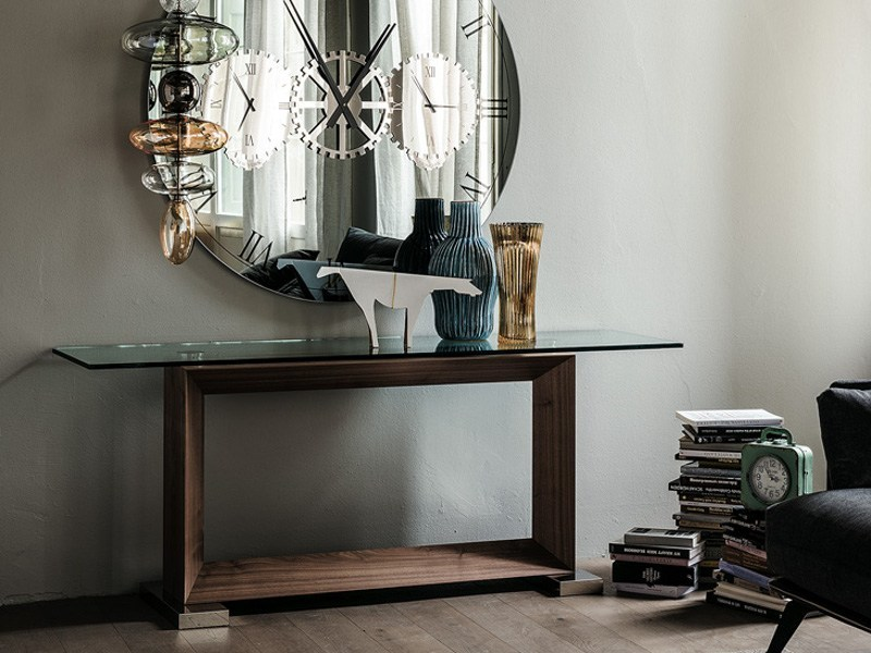 Rectangular crystal console table MONACO | Console table by Cattelan Italia