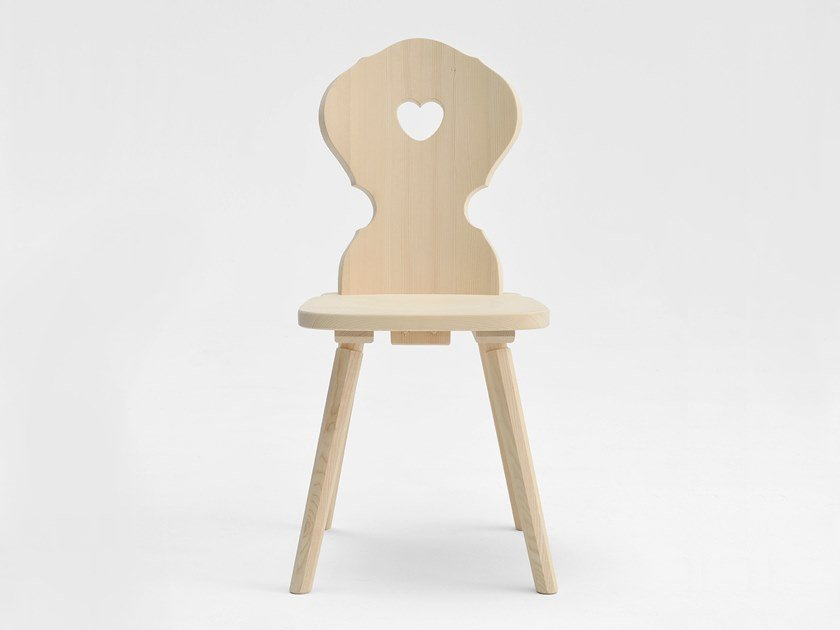 Wooden chair MONACO | Wooden chair by SIPA