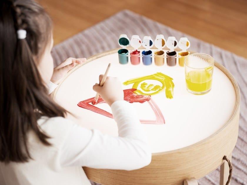 Plywood game / Kids table MONAI by Edu2