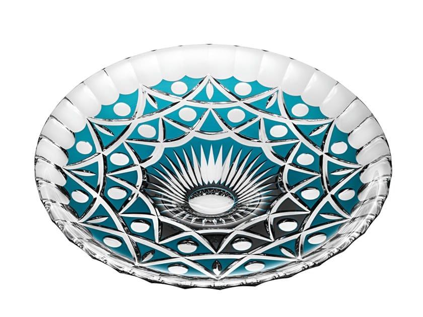 Crystal centerpiece MONARCH   Centerpiece by Vista Alegre