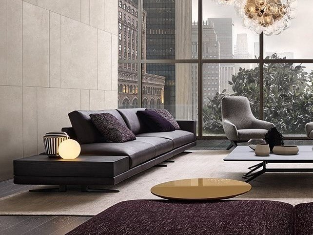 Mondrian Sofa Mondrian Collection By Poliform Design