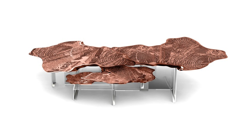 Monet Copper | Center Table