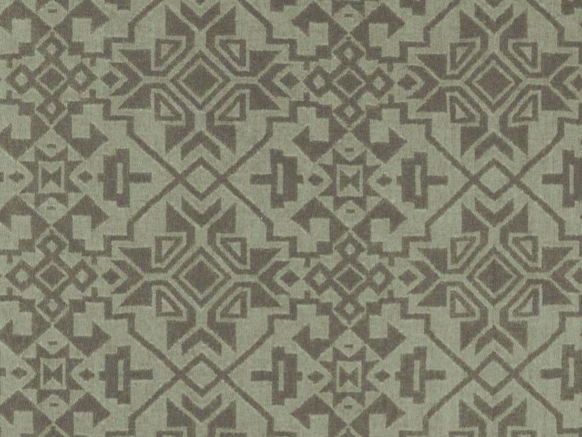 Wool fabric MONGOL by Gancedo
