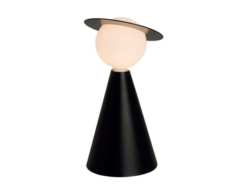 Metal table lamp MONK by Aromas del Campo