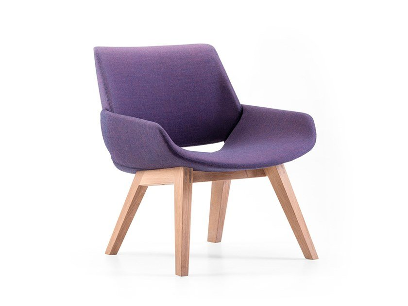 Upholstered easy chair MONK | Easy chair by prostoria