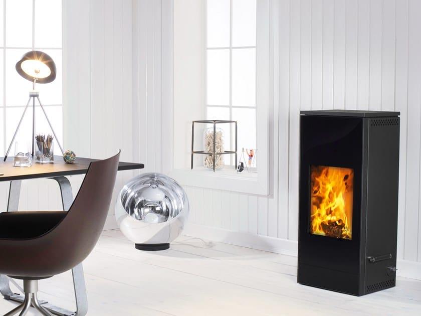 Wood-burning stove MONO by Austroflamm