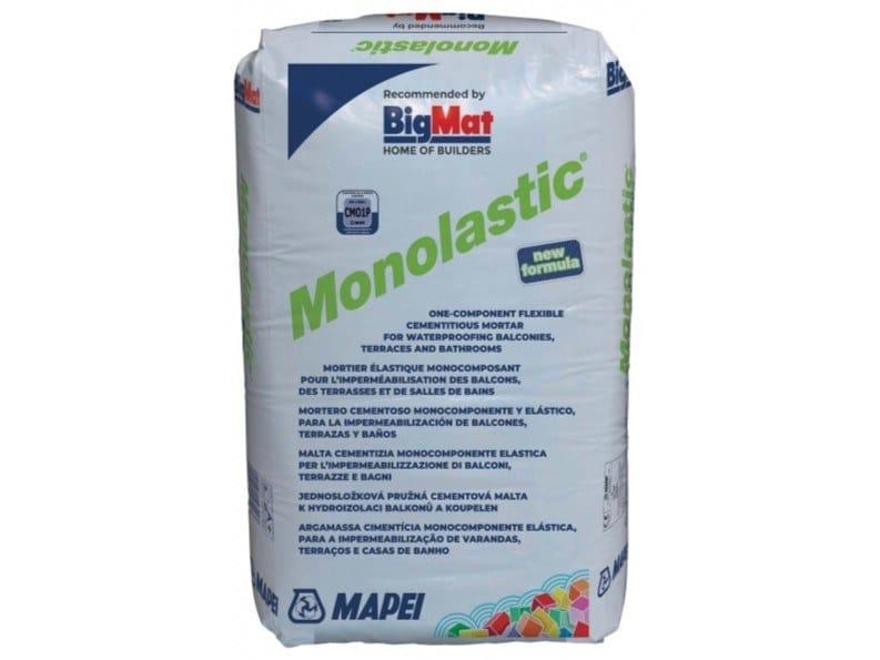 Impermeabilizzante a base cementizia MONOLASTIC by BigMat
