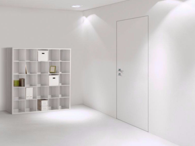 Flush-fitting safety door MONOLITE RM -  15.2001 MRM6 by Bauxt