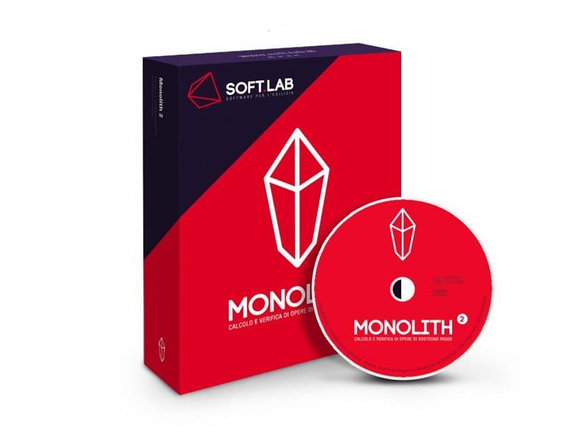Loadbearing wall calculation MONOLITH 2 by Soft.Lab