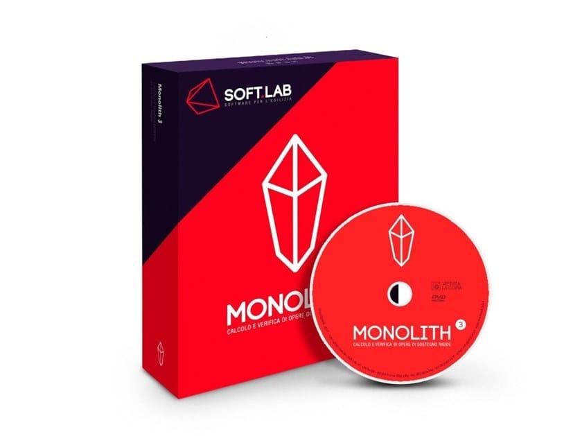 Loadbearing wall calculation MONOLITH 3 by Soft.Lab