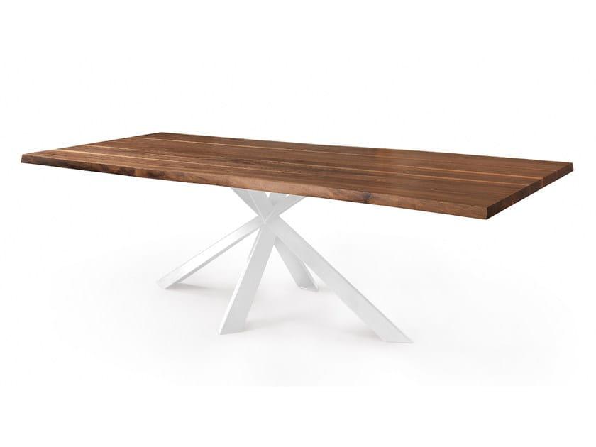 Rectangular custom table MONTANA | Rectangular table by Oliver B.