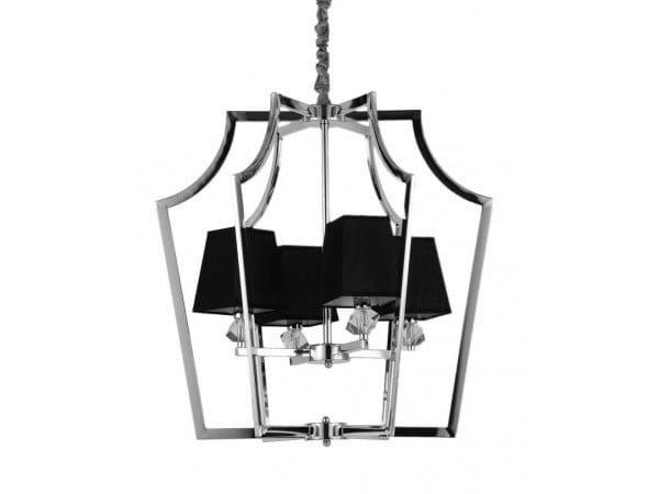 Lampada a sospensione a luce indiretta in metallo MONTERO by Arrediorg.it®