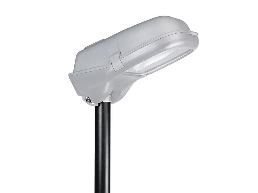 Plafoniere Per Lampioni Stradali : Armatura stradale in materiale termoplastico monza by lanzini