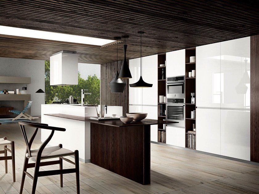 Laminate fitted kitchen MOOD | Kitchen by Composit