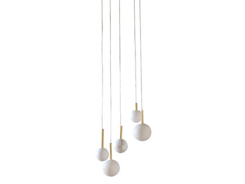 Pendant lamp MOON - 740606 | Pendant lamp by Grilli