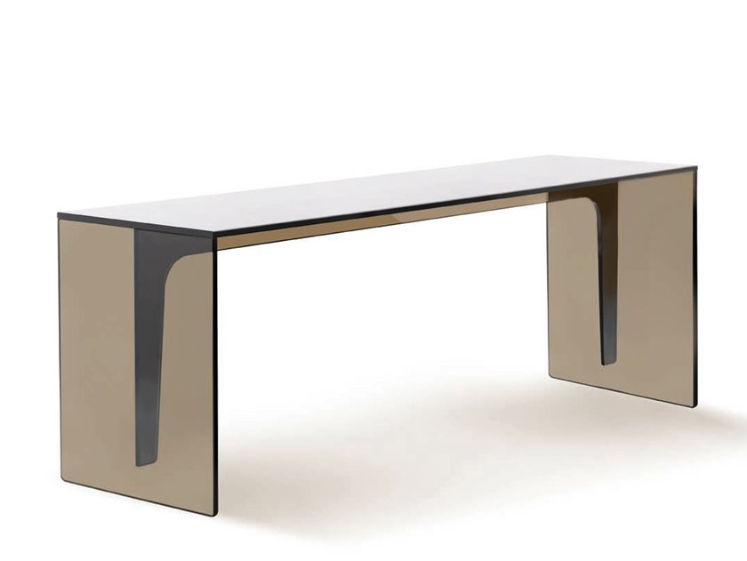 Rectangular coffee table MOON - 810601 | Coffee table by Grilli