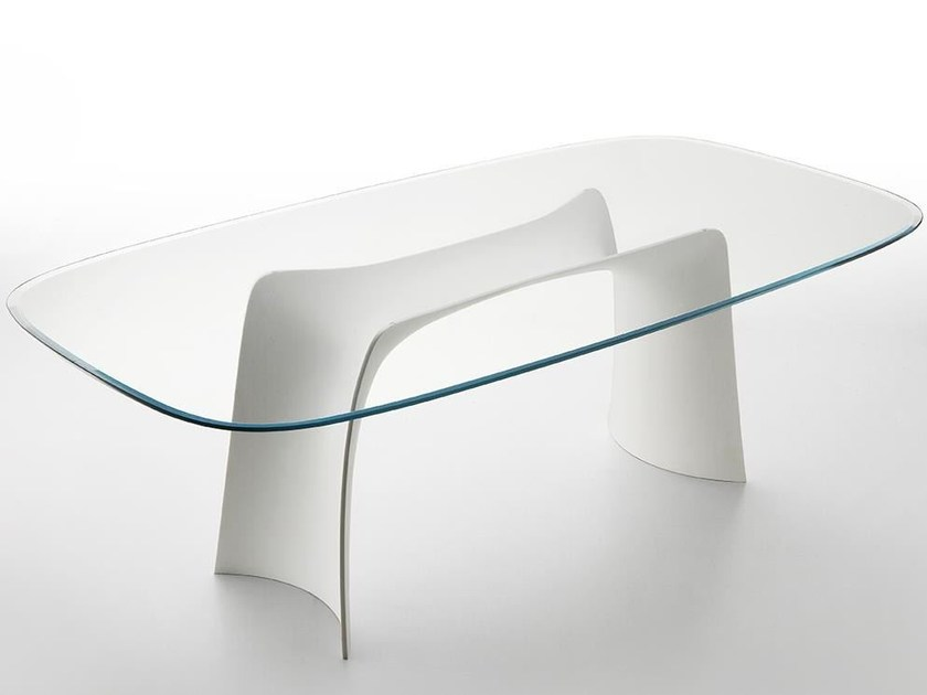 Rectangular table MOONLIGHT | Table by Midj